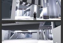 Virtual Architecture Elements - The ARCHI Mesh megastore / New Megastore for Second Life http://mydigitalcult.blogspot.it/