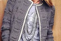 Knit Jackets and Cardigans
