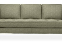 my new sofa / by Kara Breems