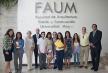 Premiaciones y reconocimientos  #UMayor / Facultad de Arquitectura, Diseño y Construcción de la Universidad Mayor premió lo mejor de 2012