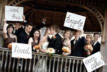 cool wedding ideas / by Dana Lassenba