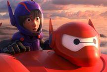 Disney's Big Hero 6 / Big Hero 6 crafts, games, art and anything else related to the movie. #BigHero6 #Disney