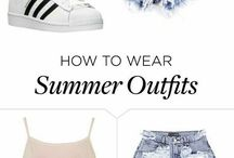 denim shorts - outfit