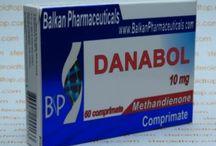 Таблетки / Анаболические стероиды выпускаются как в таблетированной, так и в инъекционной формах. Есть среди них такие, которые при одном действующем веществе доступны и в таблетках, и в уколах - например, Примоболан, Станозолол, Метан, Тестостерон. Но есть анаболики, которые выпускаются исключительно в одной форме - или в таблетках (Оксандролон, Туринабол, Анаполон), или в инъекциях (Болденон, Тренболон, Нандролон, Мастерон).  Вы можете ознакомится с некоторыми из них тут - http://steroidtop.com/tabletki/