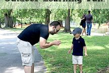 Outdoor Fun With Kids / So many fun ideas for ways the kids can have a great time being outdoors.