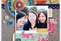 scrapbooking / by Adele Smith