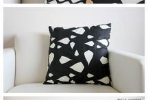 Sewing Projects / Envelope Cushion