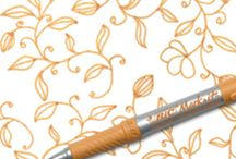 Adobe Orange / Adobe Orange / by BIC Mark-It