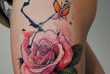 Tattoos Kat