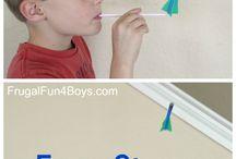 kids activity boxes