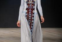 Fashion Designer: Mary Katrantzou