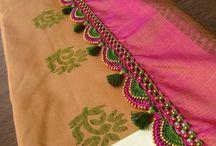 saree kuchu designs