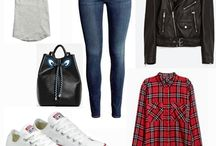 everyday outfits / fashion, everyday, basics, casual,