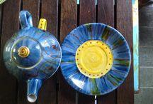 criações porcelanas / pintura em porcelana