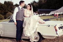 Ian Stuart Bride Unique wedding of Cassie and Edd