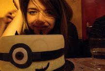 Minion Bday.Cake