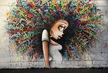 •Street Graffiti&Art
