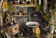 *{DIY}* faerie houses / by Jo Wilson