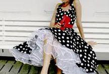 50's style dresses