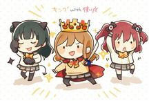 Love Live Sunshine 1st years