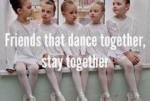 dance + words