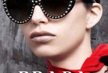 Prada / Courbes italiennes et style tranché - Prada est la marque milanaise par excellence dont Les Opticiens Perceval vous proposent une sélection de montures, dont des éditions limitées. www.lesopticiensperceval.com