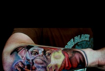 crazy tats / by Kelly Castell Chance