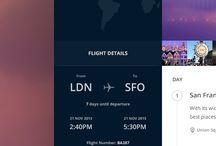 design UI air app