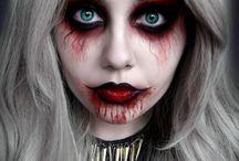 Halloween Maquillajes
