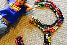 Brody's Hot Wheels Birthday Party