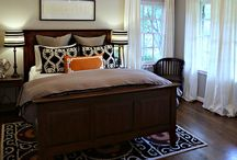 Master & Guest Bedrooms / by Danielle Benton