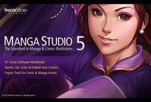 APPS | Clip Studio/Manga Studio / Clip Studio Paint was Manga