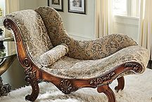 Victorian furniture & decor / by Gina Allen