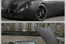 Cars by Mickael Marsali / Sports cars, classic cars, and all around cool cars.