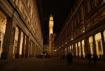 Florence - Uffizi Gallery / #Uffizi is one of the greatest museums in the world for its extraordinary collections of paintings and ancient statues from the fourteenth century. It contains some absolute masterpieces of #Renaissance art of all time.  For a tailor–made visit: http://bit.ly/JzgquT