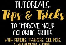 Art - tips & tutorials