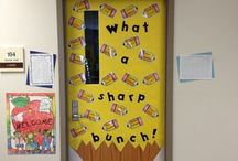 door ideas for school