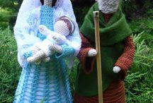Virgen crochet