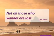 Inspirational quotes / Get the best travel quotes, and motivation to travel and discover the world!