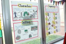 Teaching Ideas- Literacy / by Debbie Fehr