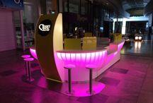 Crepe Bar design