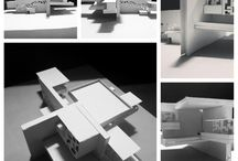 activity centre for lig/mig unit / My first year architectural design based on exploration and design of spaces