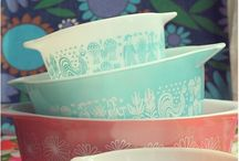 pyrex dreams / by Melissa TheQueene