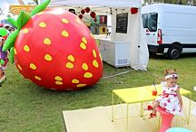Strawberry Festival, Sandstone Point