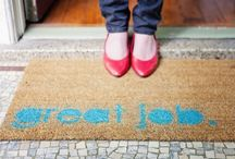 Creative Inspiration / Pins to get your creative juices flowing!