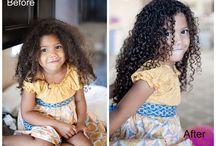 Biracial Hair / Tips and info for biracial hair care <3