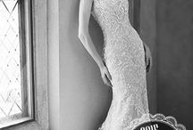 Vintage Lace Style 673 - Spring 2015 Martina Liana Wedding Dress Collection / I just couldn't wait to share this vintage sparkle lace gown from my Spring 2015 Collection – style 673 is available in stores NOW! / by Martina Liana