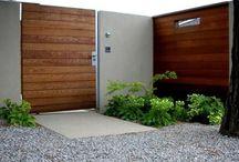 Fence, Entrance