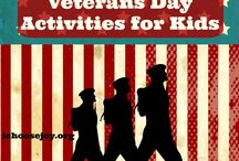 Veteran's Day / Veterans day is celebrated in the memorial of U.S military veterans who died in military service. it is annually celebrated on November 11 in US.