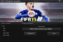 Fifa 17 serial key generator / Fifa 17 serial key generator for generating keys for all platforms.